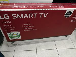 Tv Led Lg Smart Webos 43 Nuevo