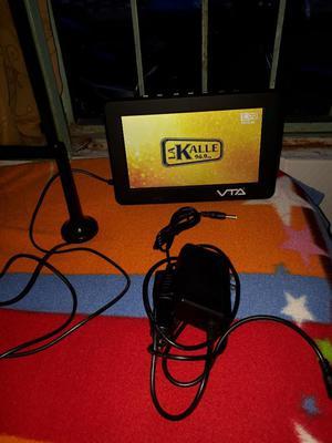 Tv Portatil Hd 7 Pulgadas