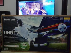 Vendo Tv Smart Samsung 50 Pulgadas 4k