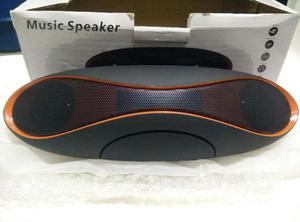parlante bluetooth nuevo de caja usb microsd tf card radio
