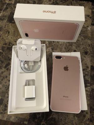 Apple iPhone7 Plus 128 gb Rose Gold Desbloqueado Verizon T