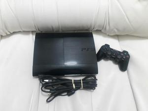 Play 3 Super Slim 500gb 32 Juegos Digita