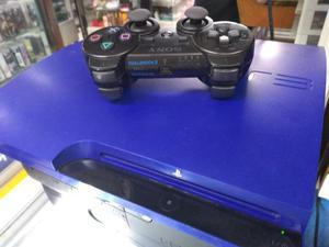 Play 3 de 320gb 2 Controles 30 Juegos