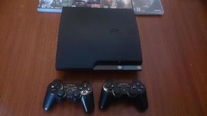 Playstation 3 Slim 2 controles juegos