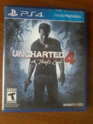 Teclado Gamer Y Uncharted 4
