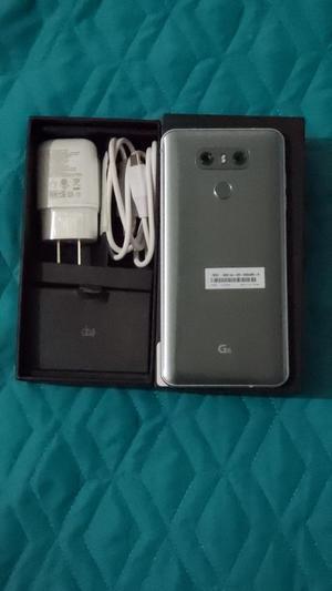 Vendo Lg G6 Gama Alta