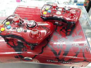 Xbox 360 Ediccion Gears War