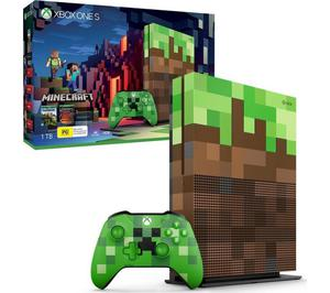 Xbox One Minecraft Nuevo Vendo O Cambio
