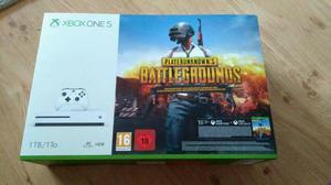 Xbox One S 1TB, edicion PUGB, 2 controles y 8 juegos