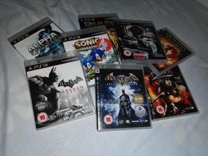 vídeo juegos ps3 originales