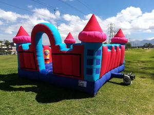 Alquiler de Inflables Saltarines Fiestas Infantiles