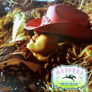 MADONNA MUSIC MAXI SINLGE