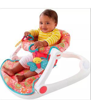 Silla para bebe desde que empiezan a sentarse