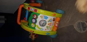 Caminador Andador Musical Luces Bebes Niños Oferta