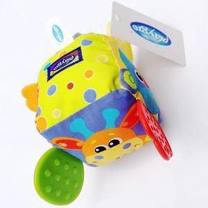 Cubo Suave De Estimulación Temprana Bebé Juguete Playgro