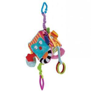 Cubo Suave De Estimulación Temprana Bebé Juguete Taf Toys
