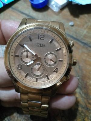 Reloj Guess Original Cronógrafo Barato