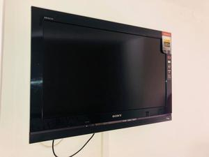 SE VENDE TELEVISOR SONY BRAVIA LCD, FULL HD DE 32 PULGADAS