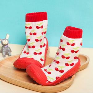 Zapatos Medias Antideslizantes Para Bebés