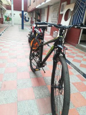 Bicicleta Rave Rin29 Como Nueva
