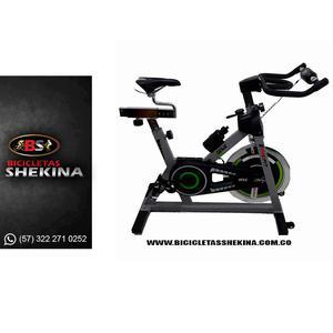 Bicicleta Spinning ONIX PROFIT Ref BIST072I GRIS