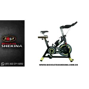Bicicleta Spinning ONIX PROFIT Ref BIST073I NEGRA