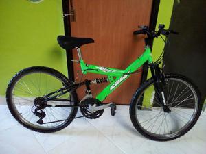 Bicicleta Todo Terreno de Suspensión