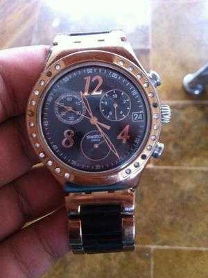 vencambio reloj swatch original suizo
