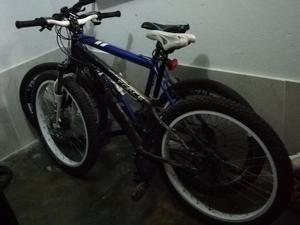 Bicicleta Marco en Aluminio 7 Vel