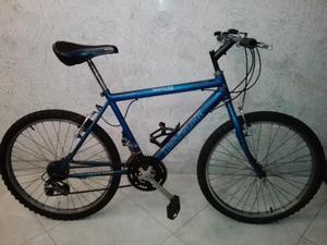 Bicicleta Todo Terreno Rin 24 Azul