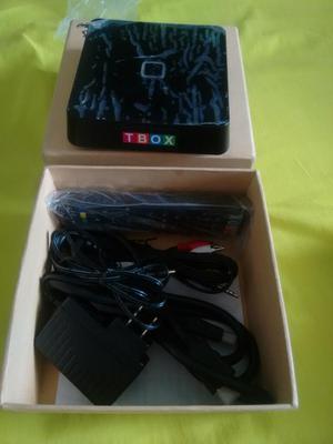 Convertidores a Smart Tv Box con Teclado