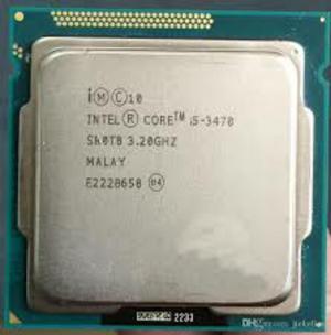 Procesador Intel Core I de 3.2 Ghz