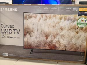 Vendo Tv Led Uhd 4k 55''curve Nuevos