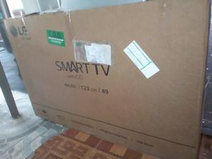 Vendo Tv Lg de 49 Pulgadas