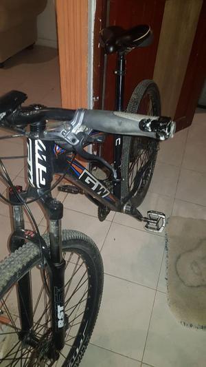 Bicicleta Gw Alligator 9vel