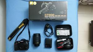Camara Reflex Nikon D Lente mm