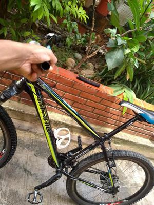 Vendo Bicicleta Aluminio
