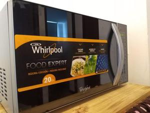 Horno Microondas Whirlpool Food Expert 20 Lts