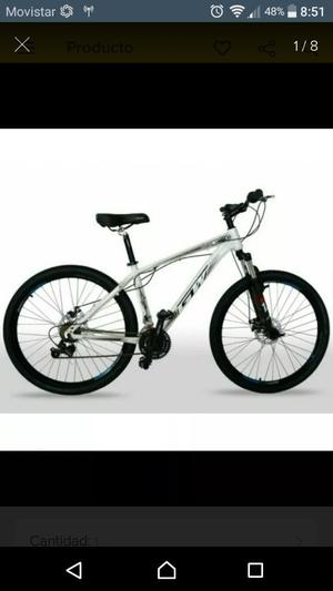 Bicicleta Gw Alligator Rin 29 Ganga