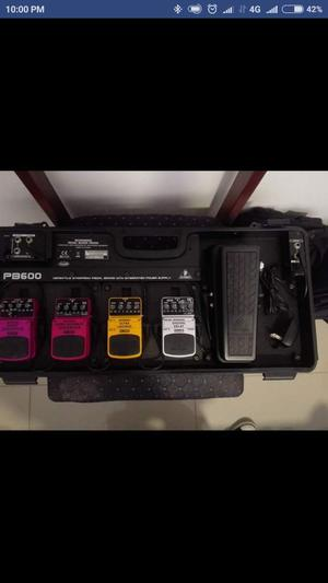 Pedalboard Pb600