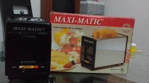 Tostadora De Pan Maxi Matic
