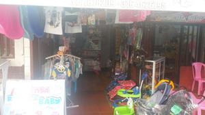 Se Vende Tienda de Bebes en Buenaventura