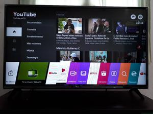 Vendo Tv Lg Smart 43 Pulg Cel