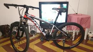 Bicicleta NAXUS NUEVA todo terreno