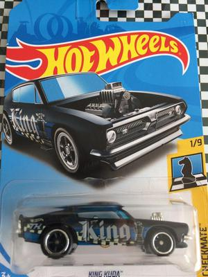 Carro a Escala Hot Wheels Sth King Kuda