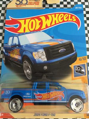 Carro a escala Hot Wheels Ford F150
