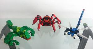 LEGO Creator – Colección animales salvajes
