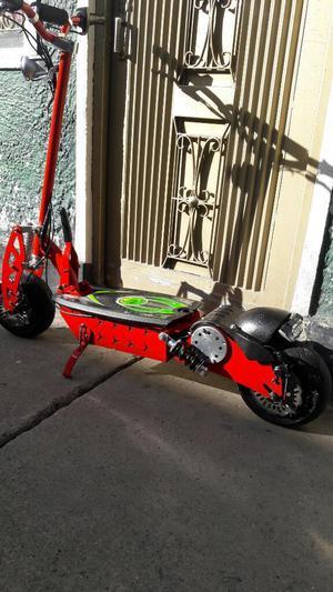Patineta Electrica Maxi Scooter