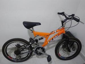 Venta bicicleta todoterreno como nueva  cel