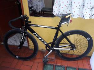 Bicicleta en Aluminio Fixie Piñon Fijo